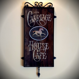 Carriage House Cafe*