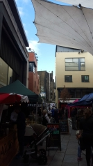 Temple Bar Farmers' Market