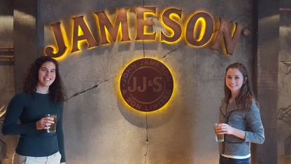 Jameson Old Distillery