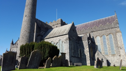Canice's Cathedral and Round Tower