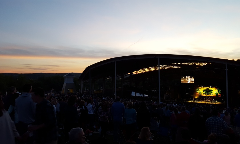 Kenny Chesney/Old Dominion at CMAC; The Finger Lakes
