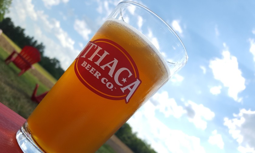Ithaca Beer Co; The Finger Lakes