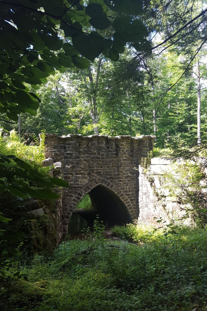 Allegany State Park, Castle Bridge