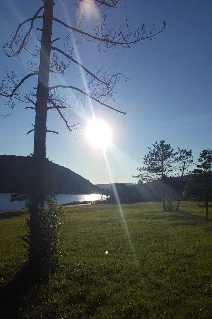 Allegany State Park, Red House Lake