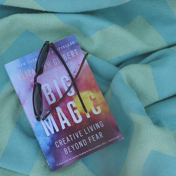 Big Magic by Elizabeth Gilbert Review | Succulents and Sunnies