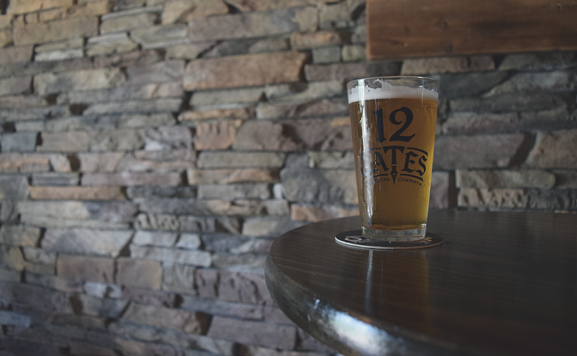 12 Gates Brewing Company | Succulents and Sunnies