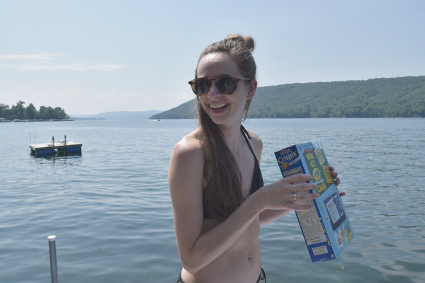 A Weekend in the Finger Lakes | Solar Eclipse | Succulents and Sunnies