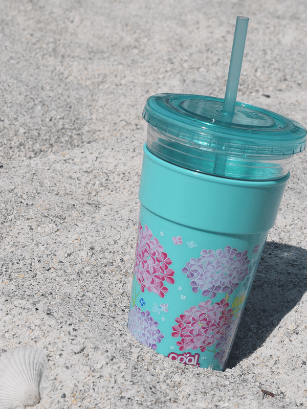 Must Have Accessories for Beach Day | Anna Maria Island, Florida | Cool Gear Tumbler