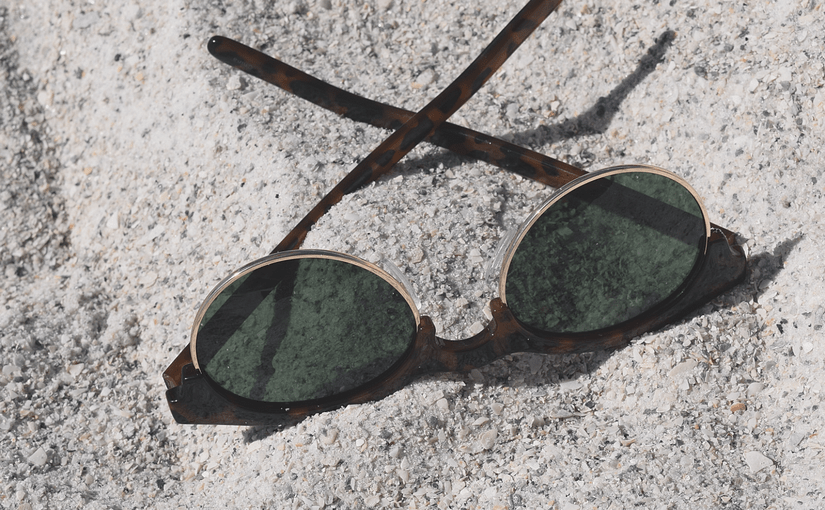 Must Have Accessories for Beach Day | Anna Maria Island, Florida | A New Day Sunglasses