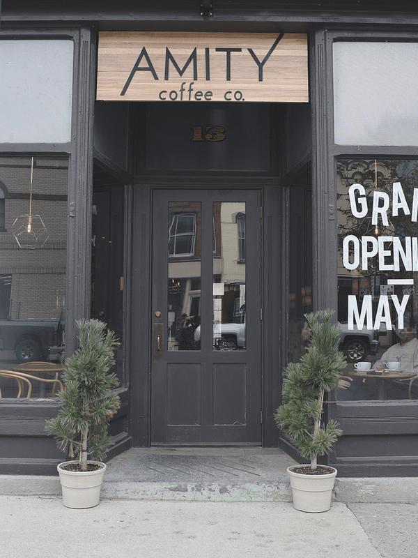 Amity Coffee Co. | Penn Yan, NY