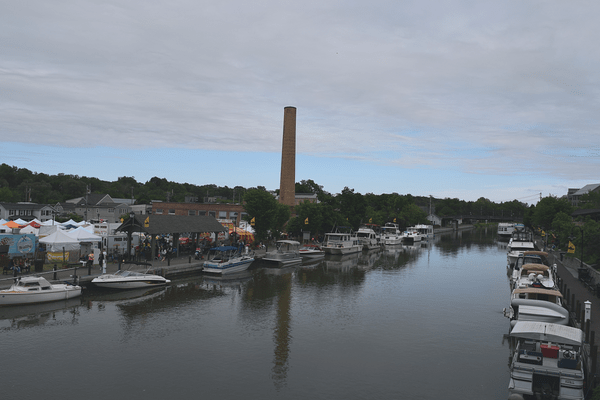 Canal Days in Fairport, NY 2018