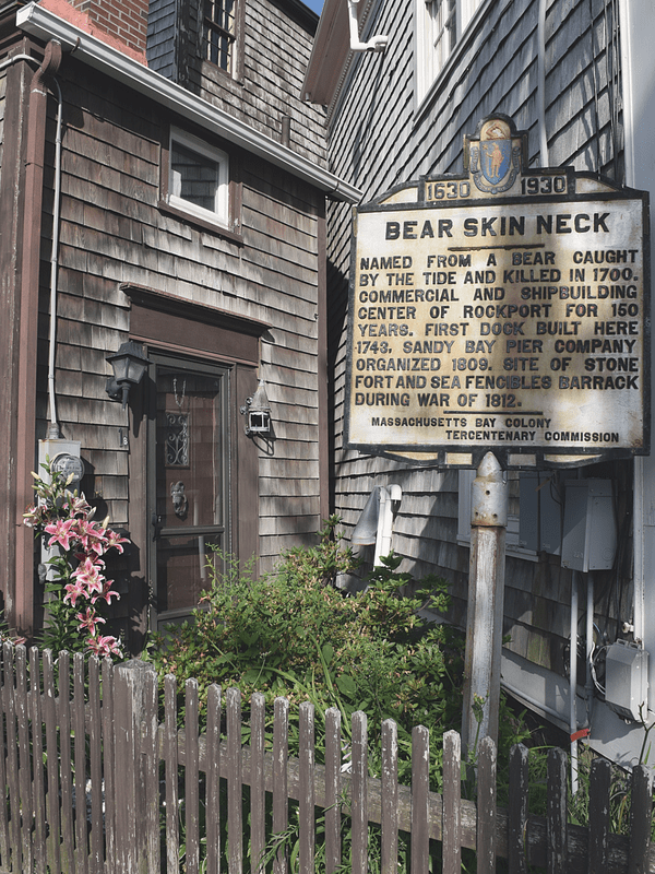 Bear Skin Neck, Rockport, Massachusetts
