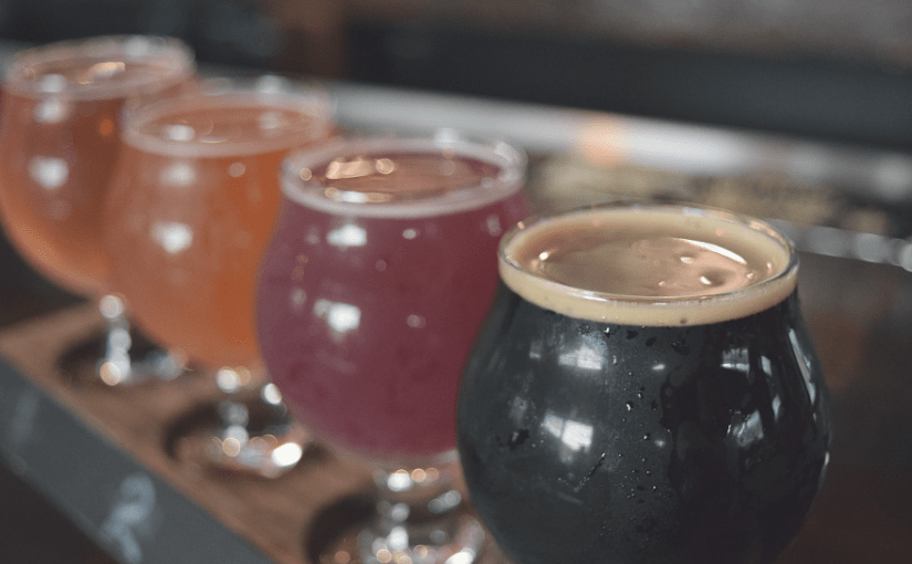 No Bad Choice at Ellicottville's Steelbound Brewing