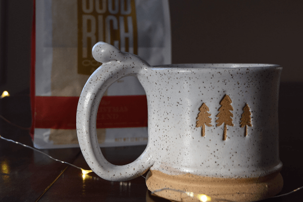 Ritual Clay Company Mug | Goodrich Coffee | Buffalo Birthday Gift Ideas