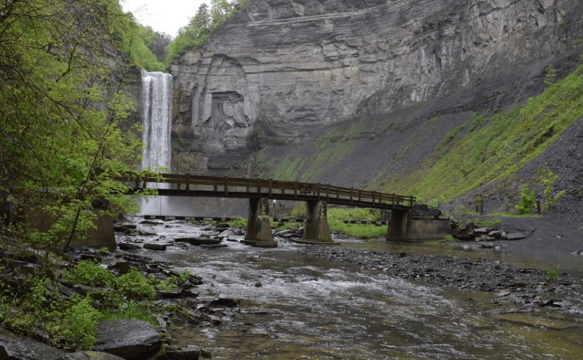 48 Hours in Ithaca, NY | Insider's Guide | Taughannock Falls State Park