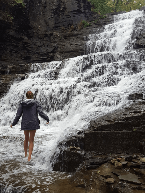 48 Hours in Ithaca, NY | Insider's Guide | Cascadilla Gorge Trail