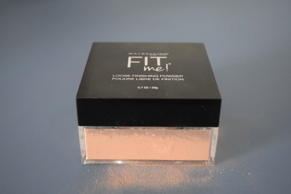 Maybelline Fit Me Loose Finishing Powder | Affordable Skincare Picks