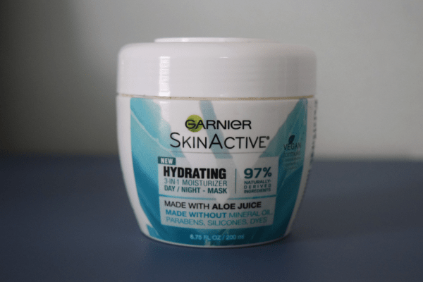 Garnier SkinActive 3 in 1 Moisturizer | Affordable Skincare Picks