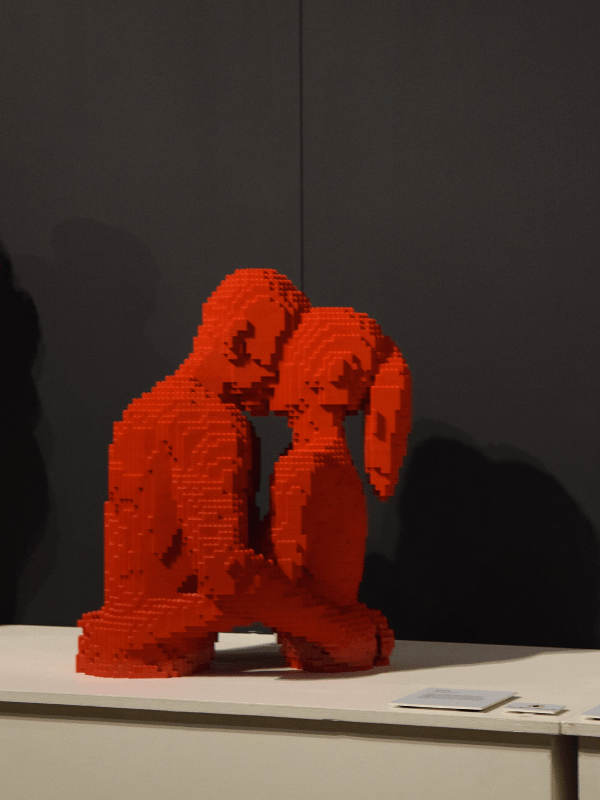 Nathan Sawaya's The Art of the Brick at the Buffalo Museum of Science