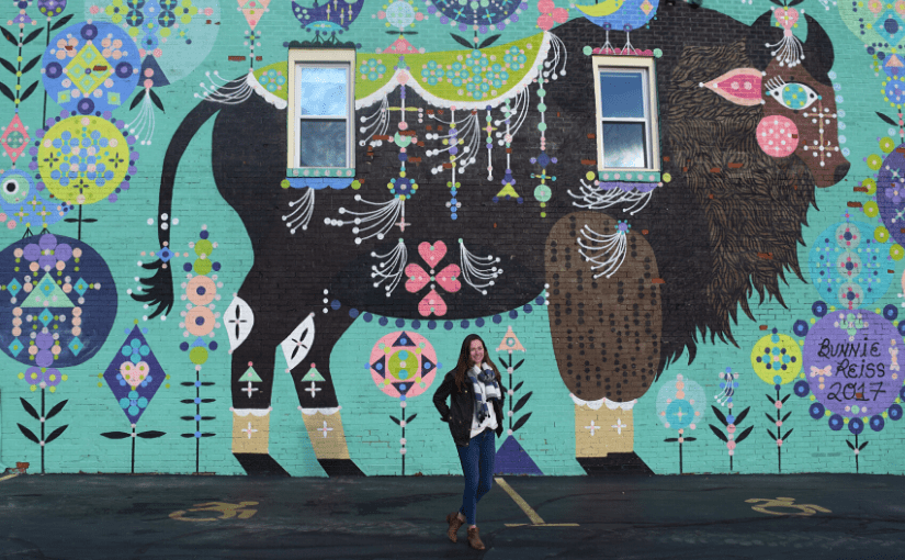 4 Can't-Miss Murals on HertelAve.